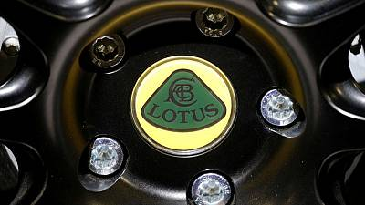 British sports carmaker Lotus aims to expand, go all-electric by 2028