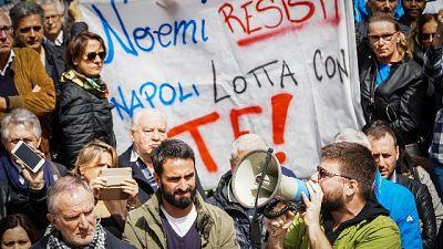 Sentenza a Napoli dopo poco piu' di un anno da agguato tra folla