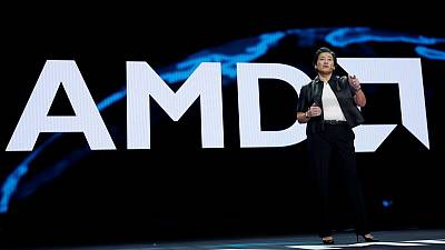 AMD lifts revenue forecast, CEO says supply chain has improved