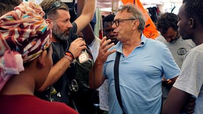 Martello, 'hotspot non più in grado di accogliere altri profugh