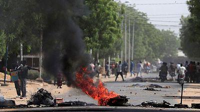 الهدوء يعود إلى عاصمة تشاد بعد احتجاجات عنيفة على الحكم العسكري