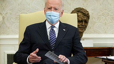 Biden promoverá inversiones millonarias y una reforma policial ante el Congreso de EEUU