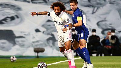 Marcelo del Real Madrid podría perderse el partido con el Chelsea por cita en mesa electoral