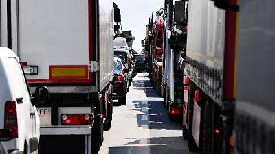 Tappa decisiva per apertura al transito sul nuovo viadotto