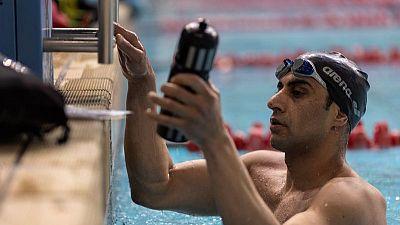 من الفرات إلى طوكيو.. لاجئ سوري فقد ساقه يطمح للمشاركة في البارالمبياد