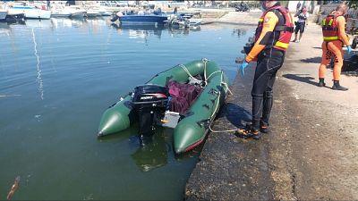 Barchino bloccato da Gdf nel Sulcis, 70 arrivi in ultimi giorni