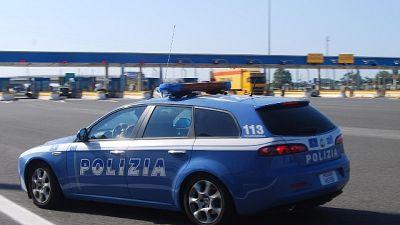 Autostrade: in nord, 3 camion coinvolti, 2 feriti