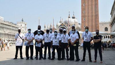 Dieci operatori con Polizia locale nei punti d'accesso