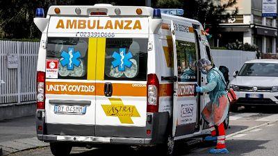 La maggior parte dei nuovi casi si è registrata a Milano
