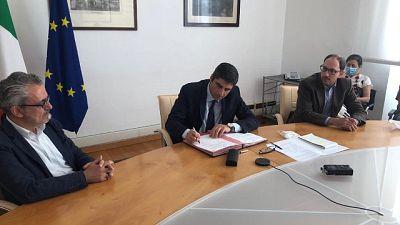 Presidente Unar, novità in Europa. Firmato stamani protocollo