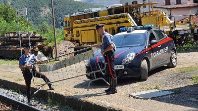 In una stazione nel Parmense, il responsabile arrestato dai Cc