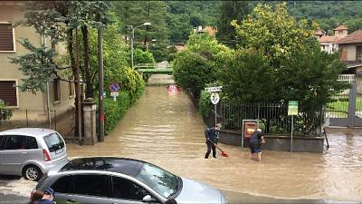 Ancora temporali al Nord, anche su Liguria e Toscana
