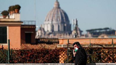 إيطاليا تسجل 344 وفاة جديدة و13385 إصابة بكورونا