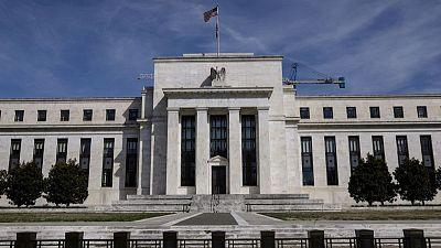 """الاحتياطي الأمريكي يبقي الفائدة مستقرة مع الإقرار بتعاف """"متنام"""""""