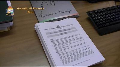 Inchiesta Bari pirateria digitale, sinora 300 canali sequestrati