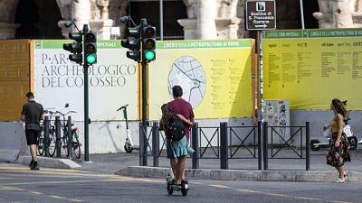 Maggior numero in Lazio, Lombardia e E-R. Milano prima città