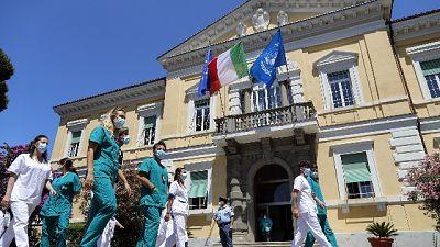 Direttore sanitario Spallanzani, dimostra grande cuore italiani