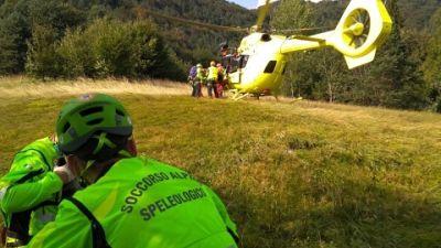 In Friuli, inutili i soccorsi. Ieri sera recuperato il corpo