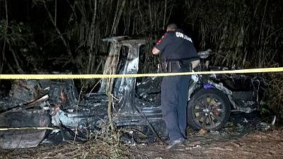 Amid confusion, NTSB to release report on Texas Tesla crash as soon as possible