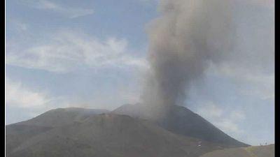 Incremento attività cratere Sud-Est, aeroporto Catania operativo