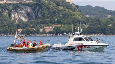 Corpo recuperato dalla Guardia costiera a 6 metri di profondità