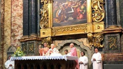 """""""La affidiamo a Vergine Assunta come chi soffre per Covid"""""""