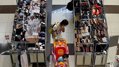 Japan's retail sales rise at fastest pace in five months