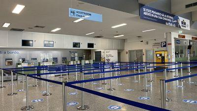 Sono persone rientrate con volo proveniente da Malta sabato 15