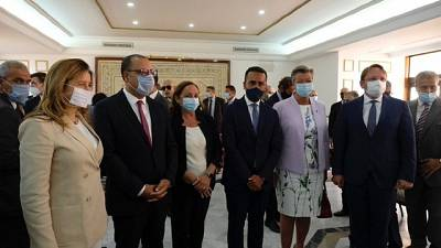 Lamorgese-Di Maio a Tunisi, fondi rafforzare controllo frontiere