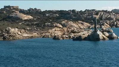 Vacanzieri bloccati a Santo Stefano, arcipelago di La Maddalena