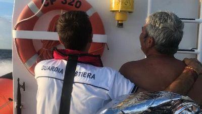 Sud Sardegna,brutta avventura per un turista milanese di 47 anni