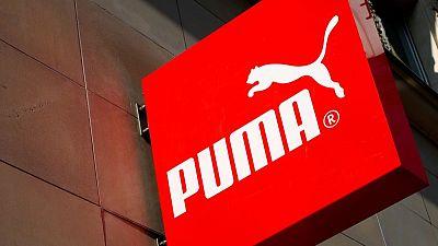Puma reports strong sales despite port congestion, politics