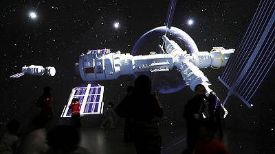 China launches key module of planned space station