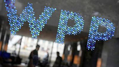Ad group WPP returns to growth as clients spend for the recovery