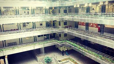 Palazzo Giustizia chiuso,liste per le regionali in Corte Appello