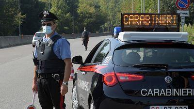 Arrestato da Cc a Catania per estorsione e maltrattamenti