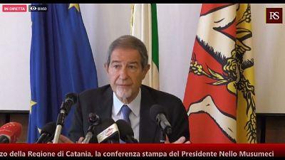 Governatore, numeri sbarchi in Sicilia sono impressionanti
