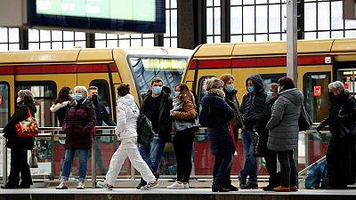 إصابات كورونا في ألمانيا ترتفع 24736 حالة