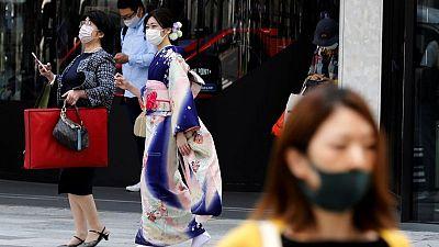 طوكيو تسجل 1027 إصابة يومية بكورونا في أعلى مستوى منذ يناير