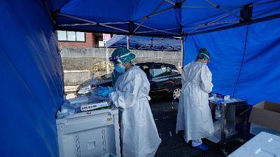 Quasi 30mila tamponi in più,Lazio-Campania con più nuovi infetti