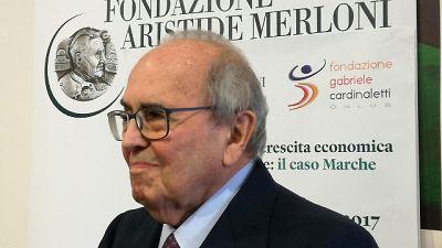 Fondatore Ariston Thermo e ex ministro in ospedale Ancona