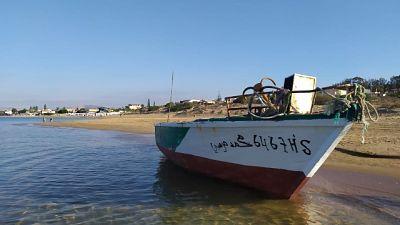 Arrivato di notte, ricerche nella località balneare di San Leone