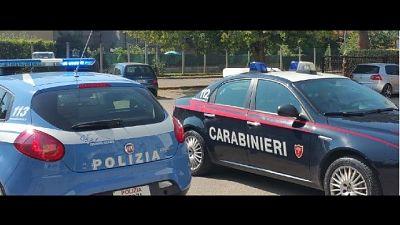 Indagini di polizia e carabinieri, presa banda di specialisti