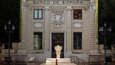El Banco de España insta a las entidades de crédito a mantener o aumentar las provisiones para préstamos dudosos