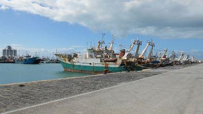 Sono della marineria di Mazara del Vallo