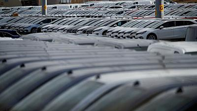 UK car output up nearly 50% in March after 2020 COVID-19 hit