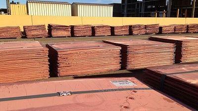 SONDEO-Escalada del cobre perderá fuerza en segundo semestre ante reducción estímulos China