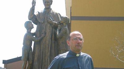Don Gaetano Galia difende le misure detentive alternative