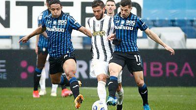 Final de la Copa Italia entre Juventus y Atalanta se jugará con un aforo limitado