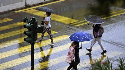 Avviso Protezione civile, precipitazioni da prime ore domani
